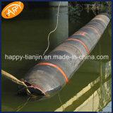 Tuyau en caoutchouc de dragage d'aspiration d'eau de rivière de la Chine Dn200
