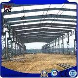 Fabricación de la estructura de acero de la alta calidad para la fábrica