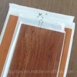 Suelo posterior del vinilo del PVC del pegamento DIY