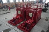 Sistema di riciclaggio del fango della perforazione del petrolio