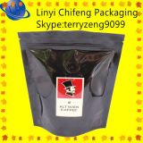 Mit Reißverschluss Plastiktasche für getrocknete Nahrung