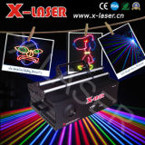 5W RGB Full Color Animation Laser Light Grating +Beam Effect