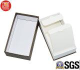 Caixa gama alta do telefone, caixa para o telefone, caixa da placa de papel de presente para a caixa do telefone, da base e da tampa para o telefone