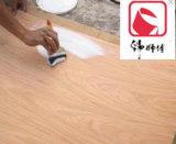 Adheisve blanc fonctionnant pour le bois