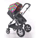 工場Direcltyの卸し売り高品質の赤ん坊のお偉方が付いている多機能の傘のベビーカー