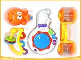 Musicの多機能のGiraffe DIY ToysおよびBabyのためのRattles