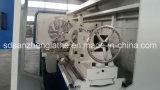 Torno del hilo de rosca de pipa del CNC del precio bajo de alta velocidad y con la quijada 4 (CK6263G)
