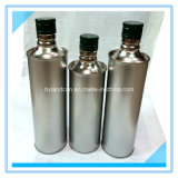 [500مل] معدن قصدير زجاجة علب