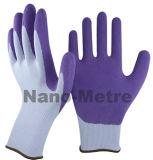 Рабочие покрытием Садоводство Nmsafety Super Soft Foam Перчатки латексные