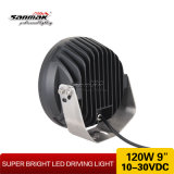 9inch ons CREE Headlight LED Driving Light voor Offroad (SM6062-120W)