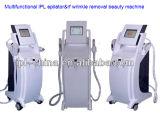 Matériel de laser de Ndyag de la lumière de 3 traitements E (IPL& rf)