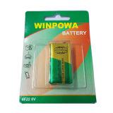 亜鉛塩化物AAA R03電池4パック