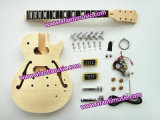 Löcher Afanti DIY der Jazz-Gitarren-exakter F elektrische Gitarren-Installationssatz (AFGK010-S)
