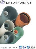 Pipe de PVC de la qualité CPVC UPVC Plstic