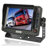 Резервная система камеры для зрения безопасности тележки Hgvs перевозки школьного автобуса