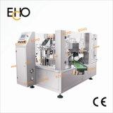 自動固体液体の粉の組合せの物質的なパッキング機械