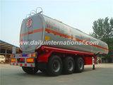 20FT 40FT de Tank van de Opslag van de Palmolie Container/2-4axles 3060cbm de Semi Aanhangwagen van de Vrachtwagen van de Tanker van de Brandstof