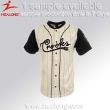 Sublimationmens-Baseball-Softball-kundenspezifische HemdenJerseys Unifroms