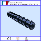 Belt Conveyor Spiral Rubber Ring Cleaning Return Roller
