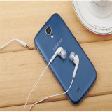 Fone de ouvido da em-Orelha do microfone do telefone móvel para Samsung S4 com linha controle