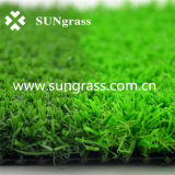 Grama sintética do futebol high-density não preenchido (SUNJ-AL00026)