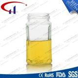 240ml高品質のガラス蜂蜜の容器(CHJ8013)