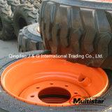 Schienen-Ochse-Reifen 10-16.5 industrieller Gabelstapler-Rad-Reifen des Reifen-12-16.5 14-17.5 15-19.5