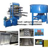 Qishengyuan stellte Cer-Bescheinigung die Gummifliese-vulkanisierenpresse/Gummifliese (Formteil) Maschine herstellend her