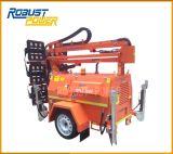 torretta chiara del motore diesel 4*720W