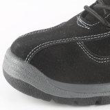 Ботинки безопасности ботинок безопасности замши кожаный для тяжелой индустрии RS6139