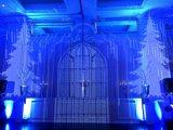 結婚式の装飾の屋内10000lmライトのための80W LEDのGoboプロジェクター
