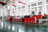 Machine en plastique en bois de profil de pp