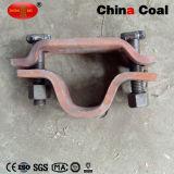 鉱山の建築用材のための熱間圧延Uのタイプ鋼鉄踏まず支え
