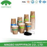 Leche barata de las tazas de papel del nuevo diseño de la buena calidad