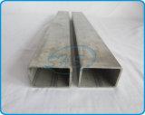Pipe rectangulaire d'acier inoxydable (tailles importantes)