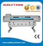 Audley 고속 1.9m 2 헤드 6 색깔 스티커 Eco 용해력이 있는 인쇄 기계 S3000-X5