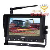 Automobile Monitor con Wireless Backup Camera Video Monitor Grain Car fino ad un massimo di 4 Camera