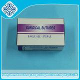 Suture chirurgicale (Catgut, Silk, Nylon, PGA, PDA) avec Ce, ISO & FDA