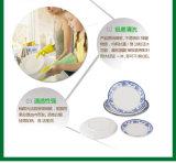 Cerâmica de melamina de porcelana azul e branca, bem-vindo