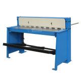 Machines de tonte de découpage de plaque de la machine Q01-2X1000A de passe-temps