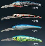 Het Lokmiddel van de visserij - Plastic Lokmiddel - Aas - Stosh- VisTuig Pbhs15022 Serie