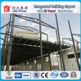 Edifício da construção de aço do arranha-céus