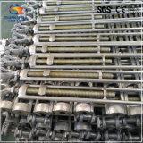 Barra de extensión de contenedores marinos para conexión