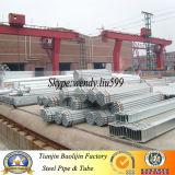 ERW galvanisiertes Rohr für Gebäude (SG53)