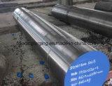 Barra redonda Large-Sized quente de aço de carbono do forjamento C45