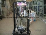 絶縁ガラス2のコンポーネントのシリコーンの押出機機械、2つのコンポーネントの密封剤の広がり機械