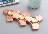 Filatore di ceramica della mano del cuscinetto di irrequietezza di buona qualità filatore ad alta velocità del giocattolo del tri