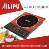큰 격판덮개 애처로운 모형 감응작용 요리 기구 (ALP-12)를 가진 Ailipu 상표 빨간색