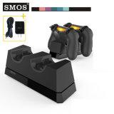 Smos 2개의 시트를 가진 소니 PS4 관제사를 위한 무선 관제사 충전기