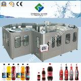 Máquina de enchimento Carbonated automática das bebidas